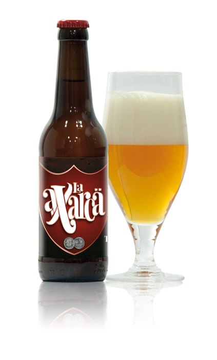 La Axarca, cerveza artesana