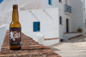 La Axarca cerveza artesanal de Frigiliana (Málaga)