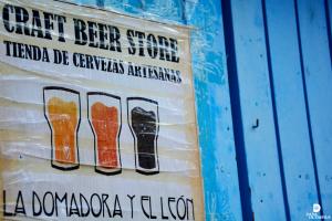 La domadora y el León, Craft Beer